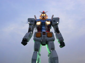 Gundam_light