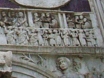 コンスタンティヌスの凱旋門のヒミツ: 私設適当研究所